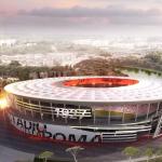 AS Roma Stadium project