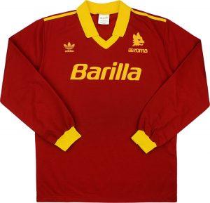 encerrar Intolerable Inadecuado  Roma Could Pick Its Main Sponsor from the 80s – Barilla!