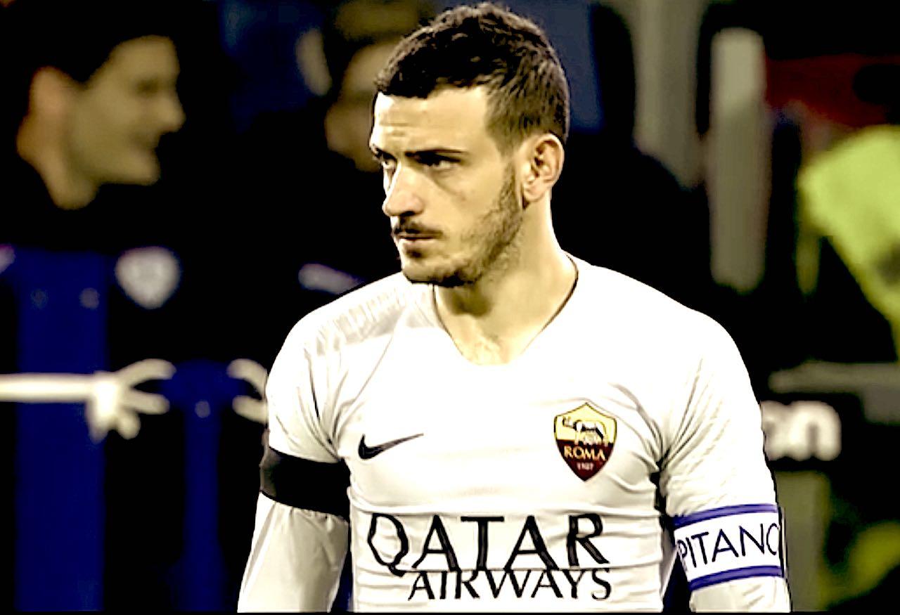 Alessandro Florenzi AS Roma Home Jersey