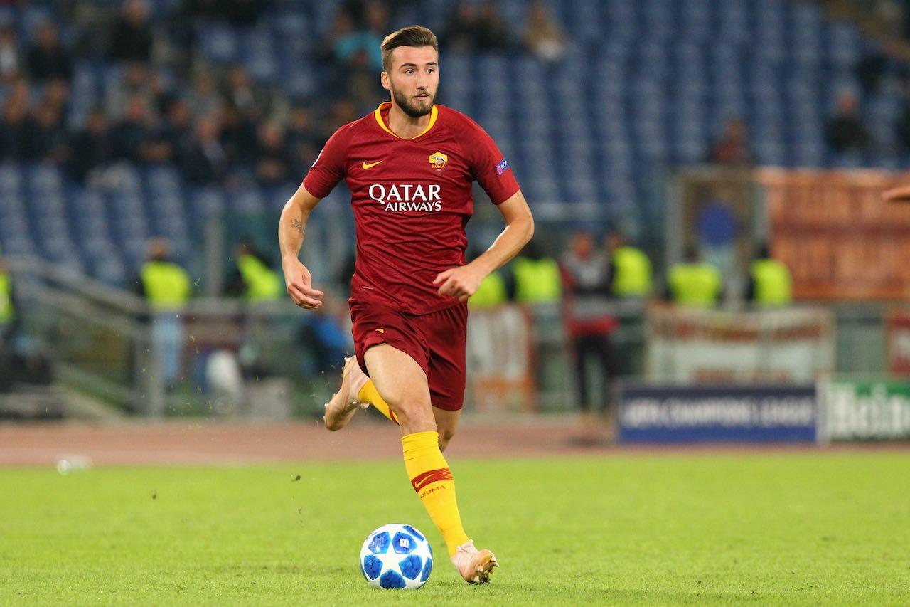 Bryan Cristante   AS Roma